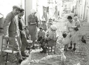 Carlo Levi's Grassano in 1935