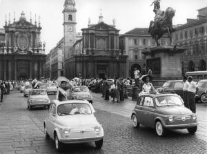 New FIATs in 1950's Torino