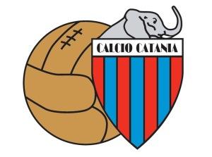 The Badge of Calcio Catania
